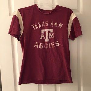 Texas A&M Aggies tshirt
